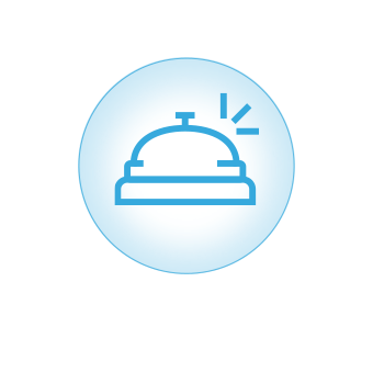 Hospitality Answering Service Icon