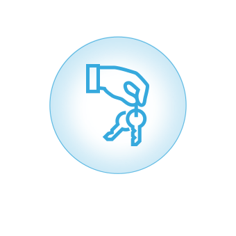 Real Estate Answering Service Icon